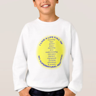 No Supernatural Required Sweatshirt