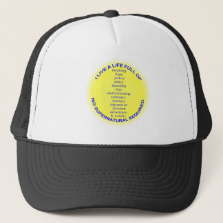 No Supernatural Required Trucker Hat