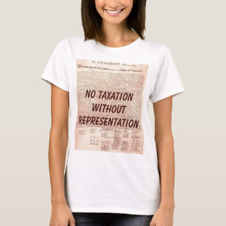No Taxation Spaghetti T-Shirt