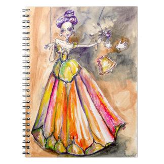 No tea today notebook