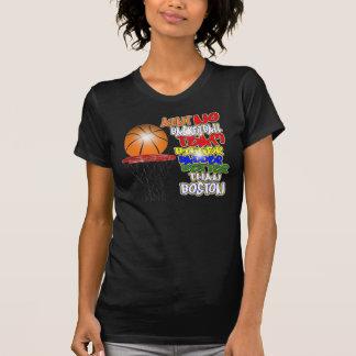 No Team Bigger Badder Better Than Boston Shirt