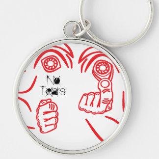 No Tears MMA Keychain