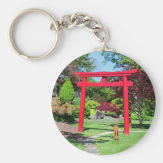 No Time for Goodbye Keychain