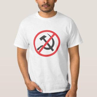 No to Communism! No to Socialism! No to Marxism! T-Shirt
