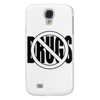 No to Drugs Samsung Galaxy S4 Covers