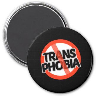 No Trans Phobia - -  Magnet