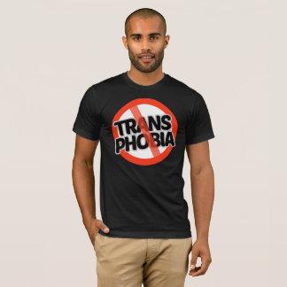 No Trans Phobia - -  T-Shirt