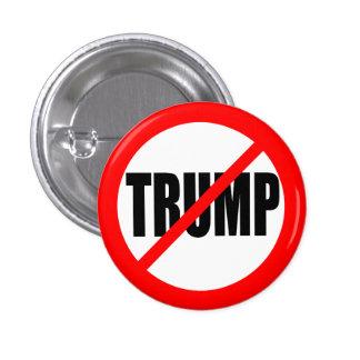 'NO TRUMP' (ANTI-TRUMP) 1.25-inch 1 Inch Round Button