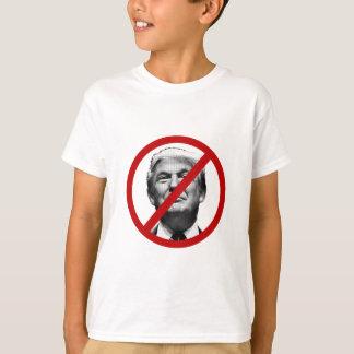 No Trump International Sign T-Shirt