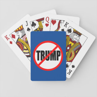 'NO TRUMP' PLAYING CARDS