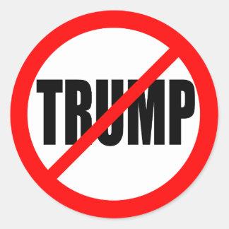 'NO TRUMP' ROUND STICKER