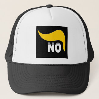 No trump trucker hat