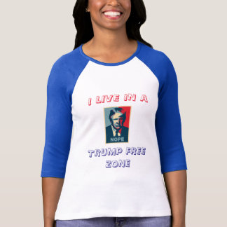 No Trump Zone  T-shirt