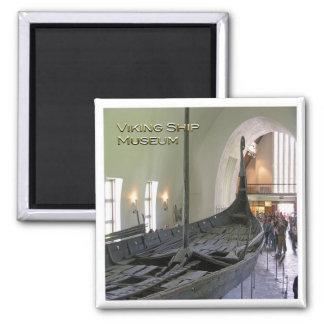NO # Viking Ship Museum - Oseberg Ship Magnet
