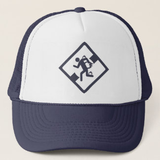 No violence against people hat