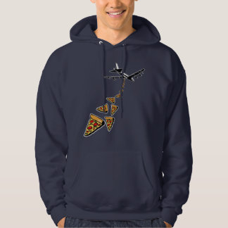 No war more pizza hoodie