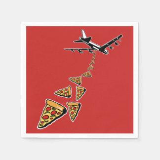 No war more pizza paper napkin