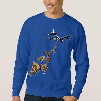 No war more pizza sweatshirt