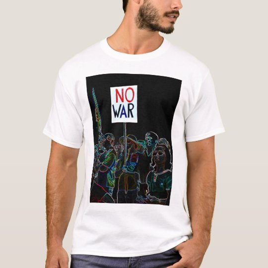 No War T-Shirt