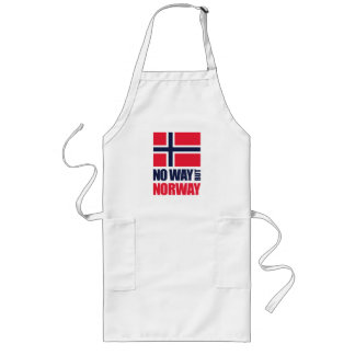 No Way But Norway Apron