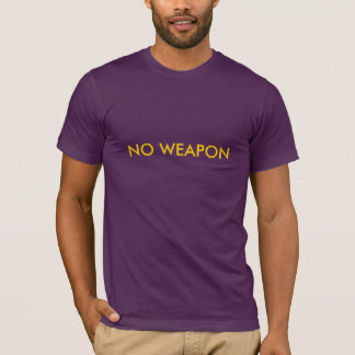 No Weapon Formed Against You Shall Prosper! T-Shirt