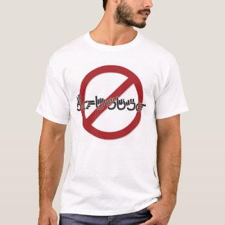 No Whining (ASL) T-Shirt