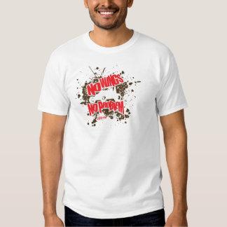 No Wings No Problem Sprint Car T-Shirt