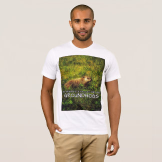 No woman is a failure who has Groundhogs t-shirt