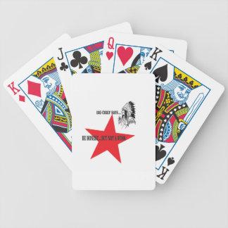 no wuss but honest poker deck