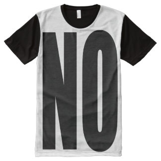 No x's 2 All-Over-Print T-Shirt