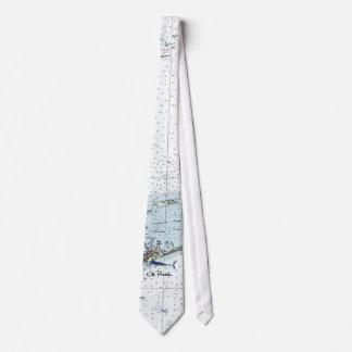 NOAA chart Marlin Tie