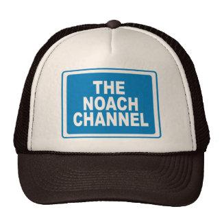 Noach Channel Mesh Hat