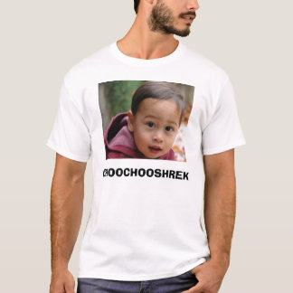 noah, CHOOCHOOSHREK T-Shirt
