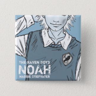 Noah Pin Button