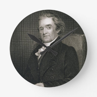 Noah Webster (1758-1843) engraved by Frederick W. Clocks