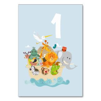 Noah's Ark - animals Card