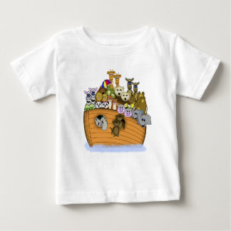 Noah's Ark Baby T-Shirt