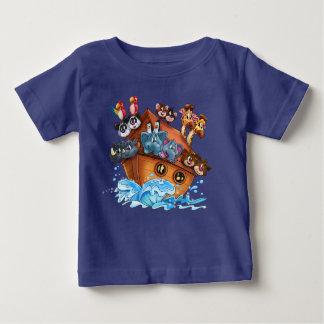 Noah's Ark cartoon shirt