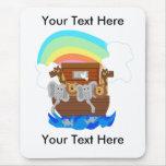 Noah's Ark Customizable Mousepads