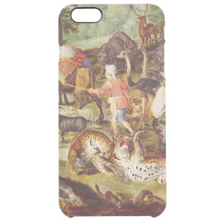 Noah's Ark, detail of the right hand side Clear iPhone 6 Plus Case