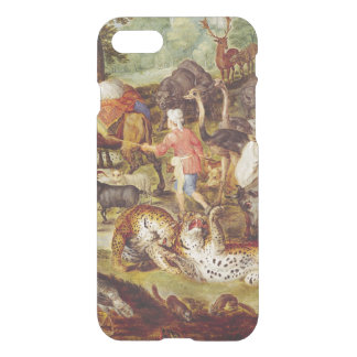 Noah's Ark, detail of the right hand side iPhone 7 Case