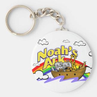 Noah's Ark Keychain