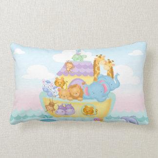 Noah's Ark Lumbar Pillow