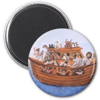 Noah's Ark Magnet