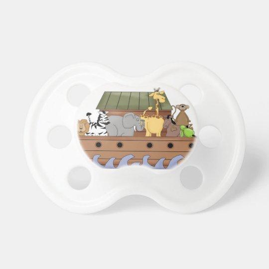 Noah's Ark pacifier