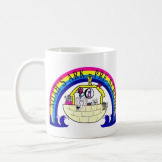 Noah's Ark preschool mug