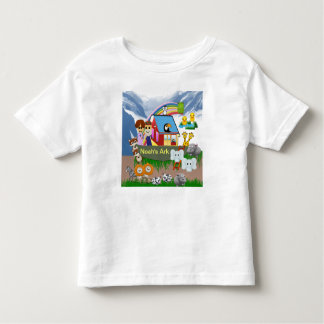 Noah's Ark Toddler T Shirt