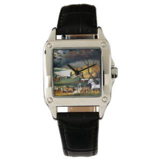 Noah's Ark Wristwatches