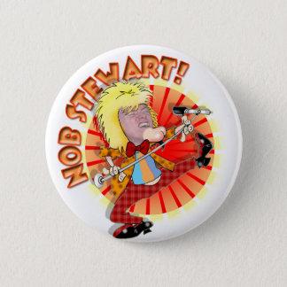 Nob Badge 2 Inch Round Button