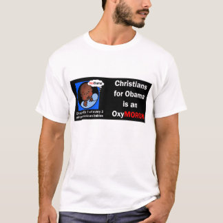 NOBama baby OxyMoron T-Shirt